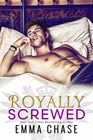 Royally Screwed Book Cover
