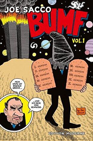 Bumf vol. 1 by Joe Sacco