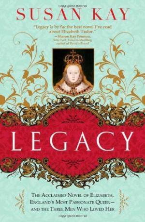 Legacy by Susan  Kay