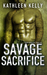 Savage Sacrifice (Savage Angels MC, #5)