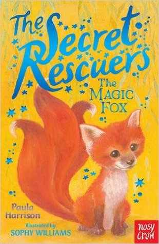 The Magic Fox (The Secret Rescuers #4)