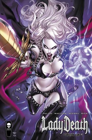 Lady Death: Damnation Game #1