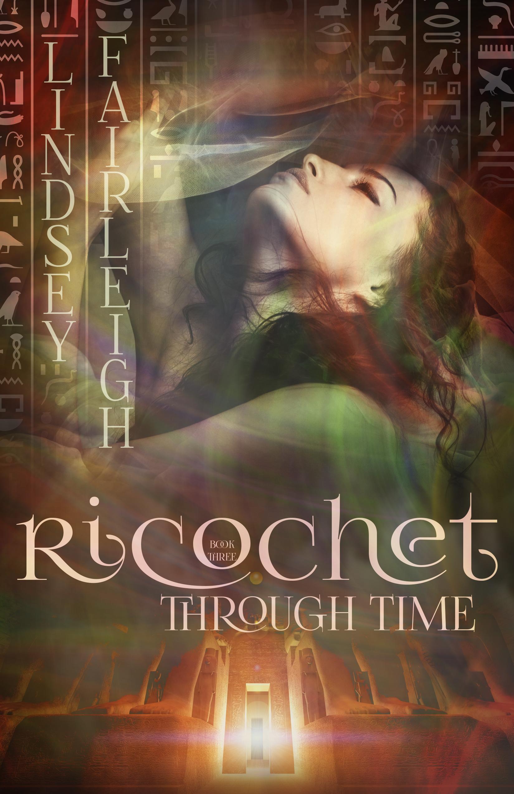 Ricochet Through Time (Echo Trilogy, #3)