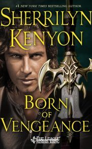 Book Review: Born of Vengeance by Sherrilyn Kenyon