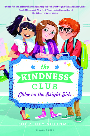 The Kindness Club (The Kindness Club, #1)
