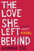 The Love She Left Behind by Amanda Coe