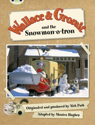 Wallace & Gromit and the Snowman-o-tron (Green A)