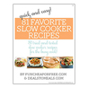 81 Quick and Easy Favorite Slow Cooker Recipes