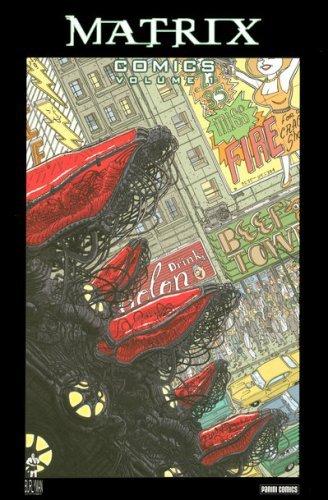Matrix Comics, Tome 1 :