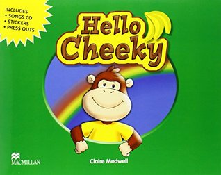 Hello cheeky pupil's book pack (cheeky monkey) by Kathryn Harper