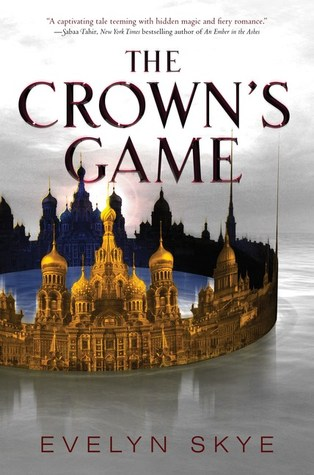 Image result for the crown's game goodreads