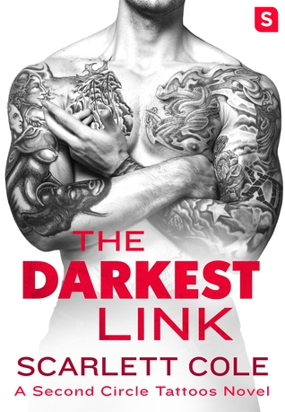 The darkest link by Scarlett Cole