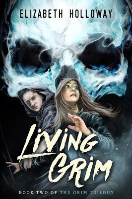 Living Grim (The Grim Trilogy, #2)