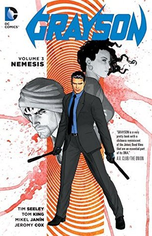 Grayson, Volume 3: Nemesis