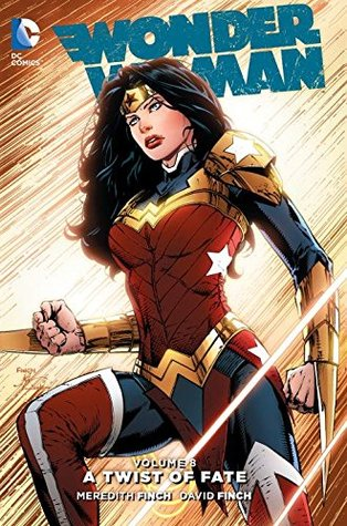 Wonder Woman, Volume 8: A Twist of Fate