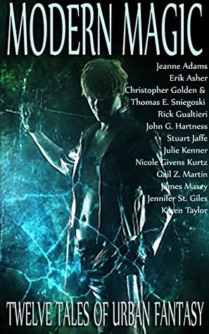 Modern Magic: Twelve Tales of Urban Fantasy