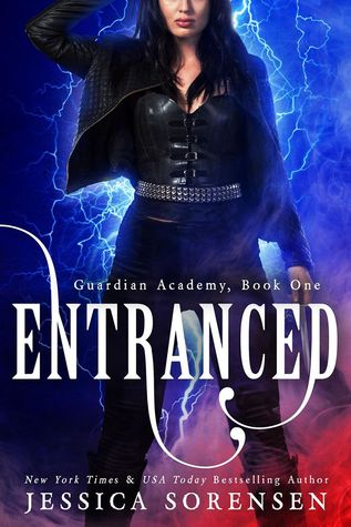 Entranced (Guardian Academy #1)