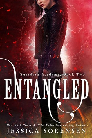 Entangled (Guardian Academy #2)