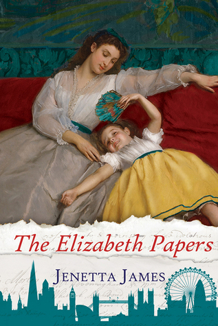 ARC Review | The Elizabeth Papers by Jenetta James