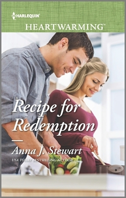 Recipe for Redemption by Anna J. Stewart