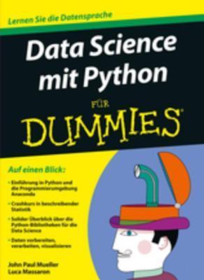 Data Science Mit Python F R Dummies