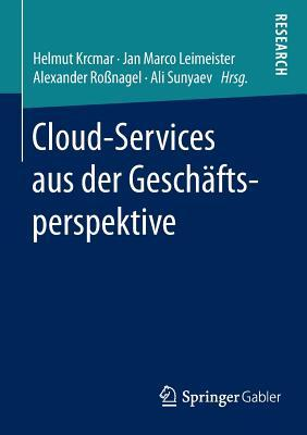 Cloud-Services Aus Der Geschaftsperspektive