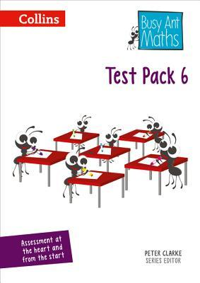 Busy Ant Maths – Test Pack 6