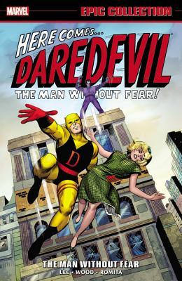 Daredevil Epic Collection Vol. 1: The Man Without Fear