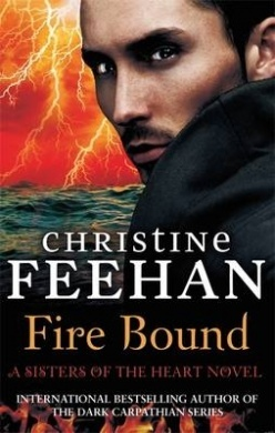 Book Review: Fire Bound by Christine Feehan