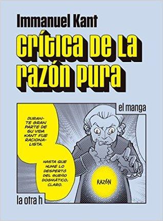 Crítica de la razón pura: el manga