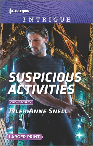 Suspicious Activites (Orion Security #4)
