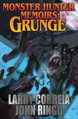 Grunge (Monster Hunter Memoirs, #1)