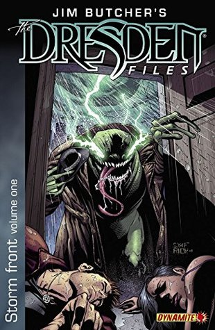 Jim Butcher's Dresden Files: Storm Front #4