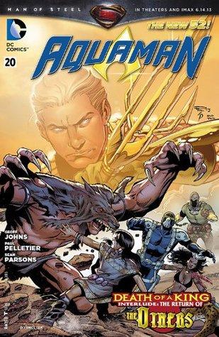 Aquaman (2011-) #20