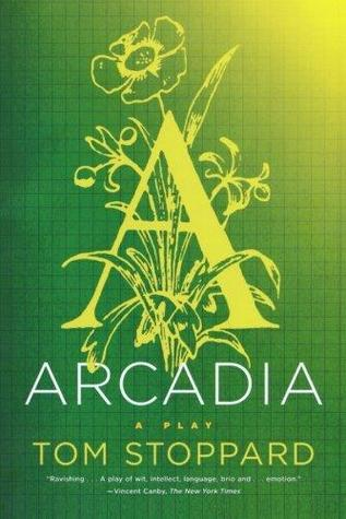 Image result for arcadia tom stoppard book cover