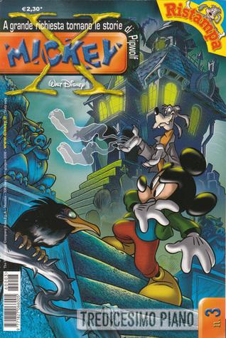 X-Mickey 998