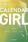 April / Maj / Juni by Audrey Carlan