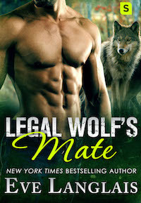 Legal Wolf's Mate (Fabian Garoux #1)