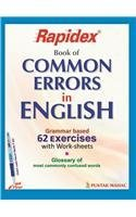 Rapidex Book Of Common Errors In English