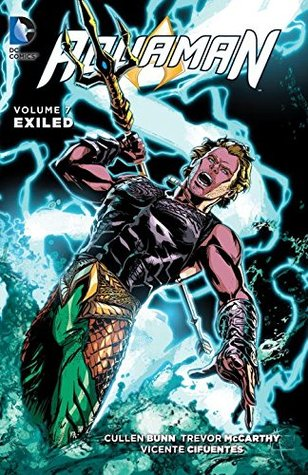Aquaman, Volume 7: Exiled