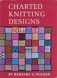 Charted Knitting Designs A Third Treasury Of Knitting Patterns By