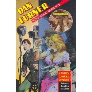 Dan Turner, Hollywood Detective: Lights Camera Murder