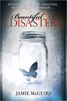 Book cover for Beautiful Disaster (Beautiful, #1)