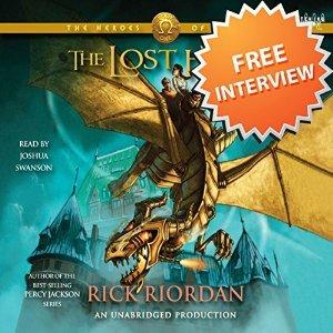 An Interview with Rick Riordan