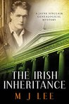 The Irish Inheritance (Jayne Sinclair Genealogical Mystery, #1)
