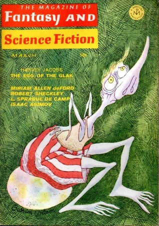 The Magazine of Fantasy and Science Fiction, March 1968 (The Magazine of Fantasy & Science Fiction, #202)