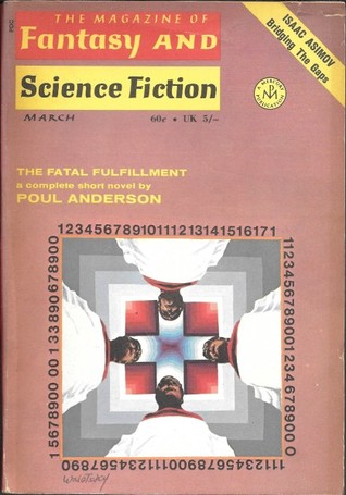 The Magazine of Fantasy and Science Fiction, March 1970 (The Magazine of Fantasy & Science Fiction, #226)