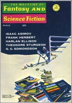 The Magazine of Fantasy and Science Fiction, May 1970 (The Magazine of Fantasy & Science Fiction, #228)