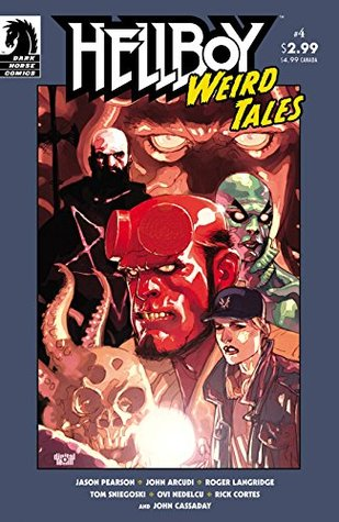 Hellboy: Weird Tales #4 (Hellboy Vol. 1)