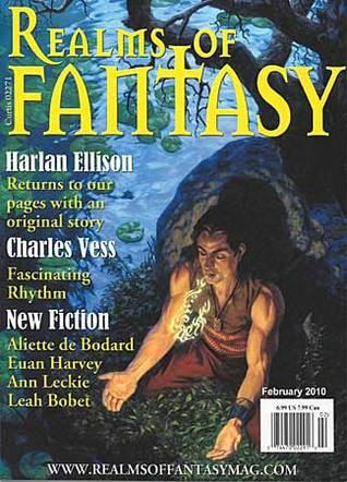 Realms of Fantasy Magazine February 2010